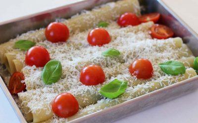 Zalm cannelloni