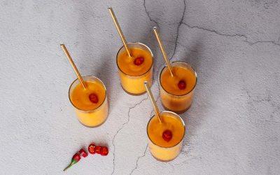 Wortel gazpacho