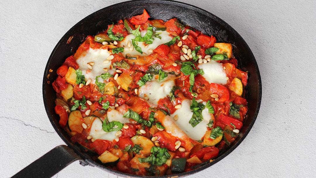 1. Pan lasagne